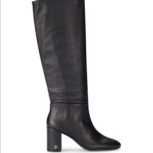 Brooke Slouchy Leather Knee High Boot